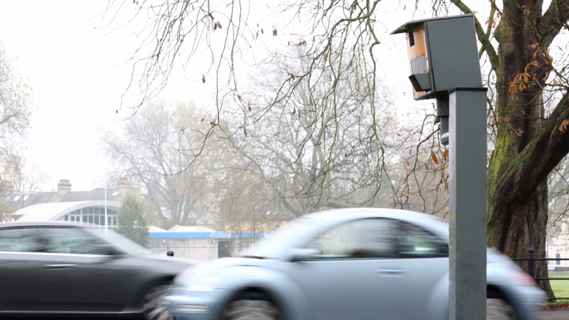 Half Of Speed Cameras In The UK Are Not Switched On