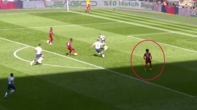 Liverpool Fans Noticed What Happened Between Sadio Mane And Mohamed Salah