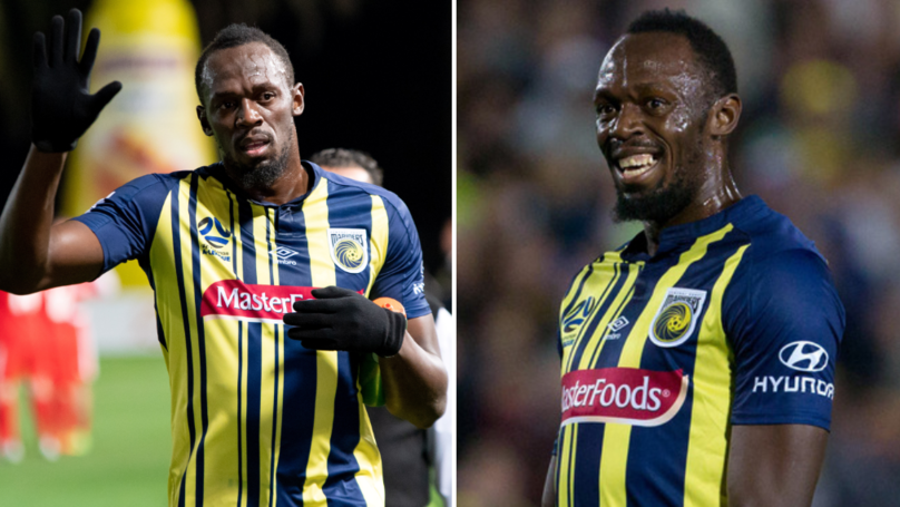 Usain Bolt Offered Two-Year Deal By European Club With 'Champions League Aspirations'