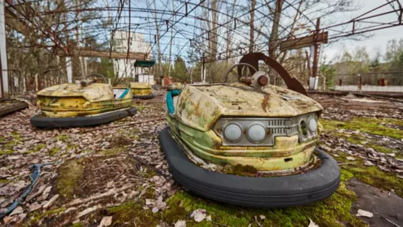 Chernobyl Exclusion Zone Is To Be Made An Official Tourism Site