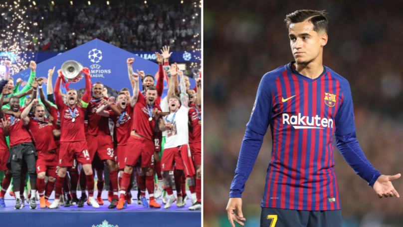 Philippe Coutinho's Words About Leaving Liverpool Have Come Back To Bite Him