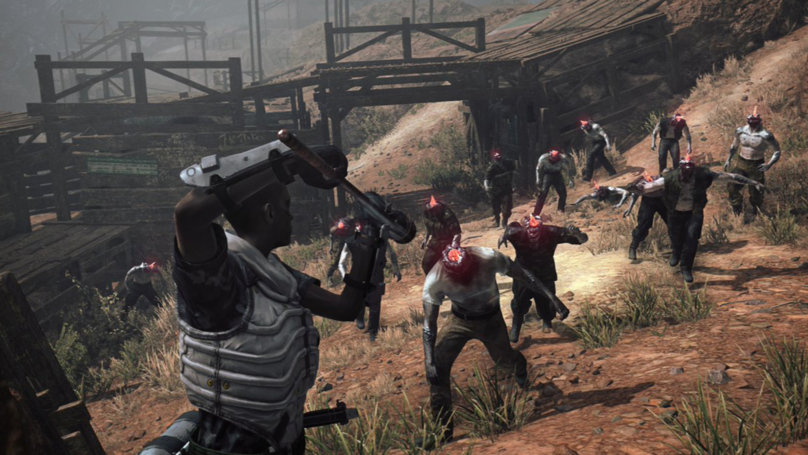 'Metal Gear Survive' And 'Void Bastards' Lead Additions To Xbox Game Pass
