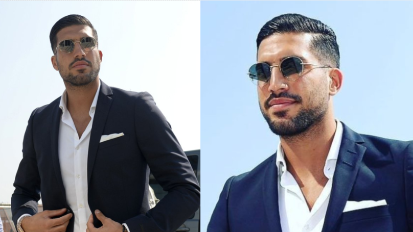 Emre Can Arrives In Turin Looking Like A Video Game Boss