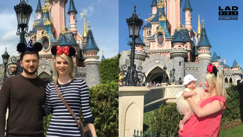 Brave Widow Who Lost Her Partner During Pregnancy Takes Her New Daughter To Dad's Favourite Places