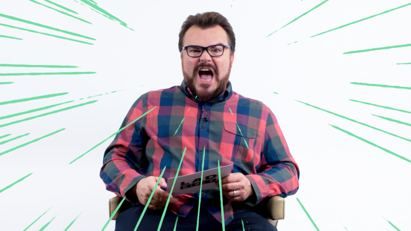 Jack Black Gives Life Advice On Farting Grans, Bedroom Role Play And Argentinian Steaks
