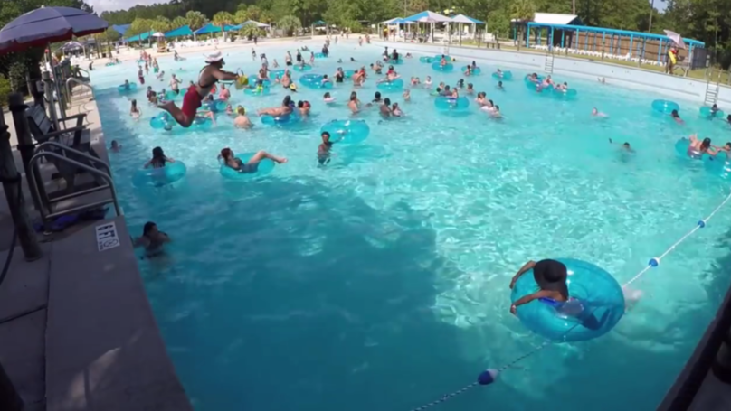Watch This Video As Lifeguarding Hero Saves Kid In A Split Second