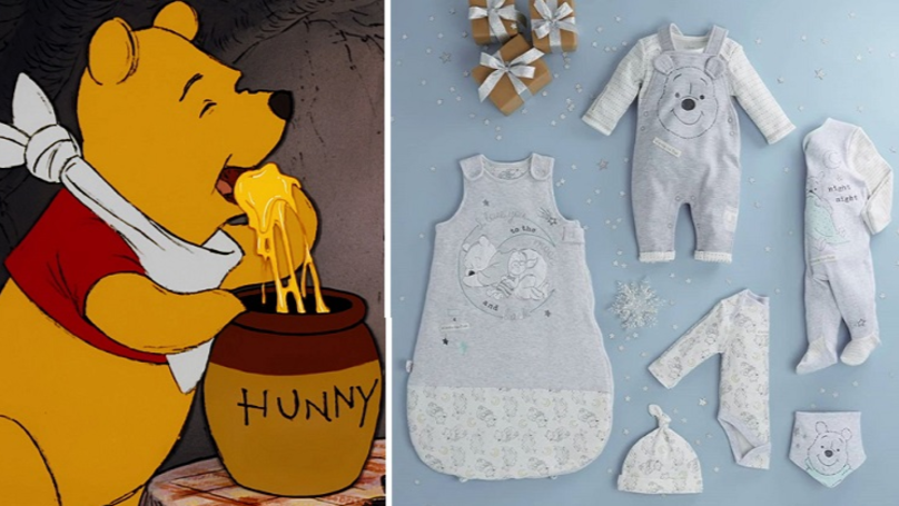 Primark's New Winnie The Pooh Baby Collection Is Adorable