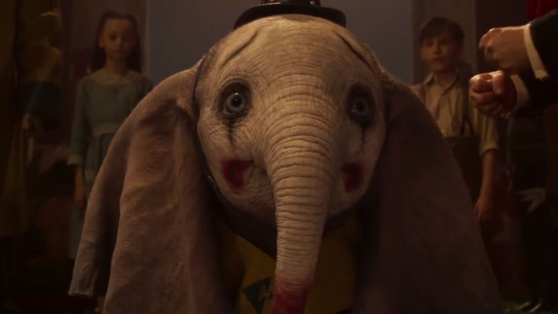 Tim Burton's Dumbo 2019 Trailer Has Dropped So Get A Box Of Tissues Ready