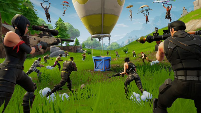 ​1,221 Cheaters Caught In The First Week Of The Fortnite World Cup