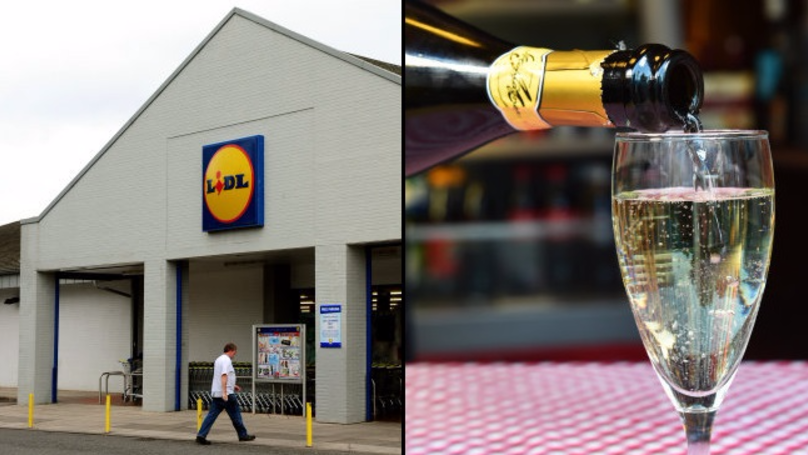 Lidl Launches Prosecco That Won't Give You A Hangover