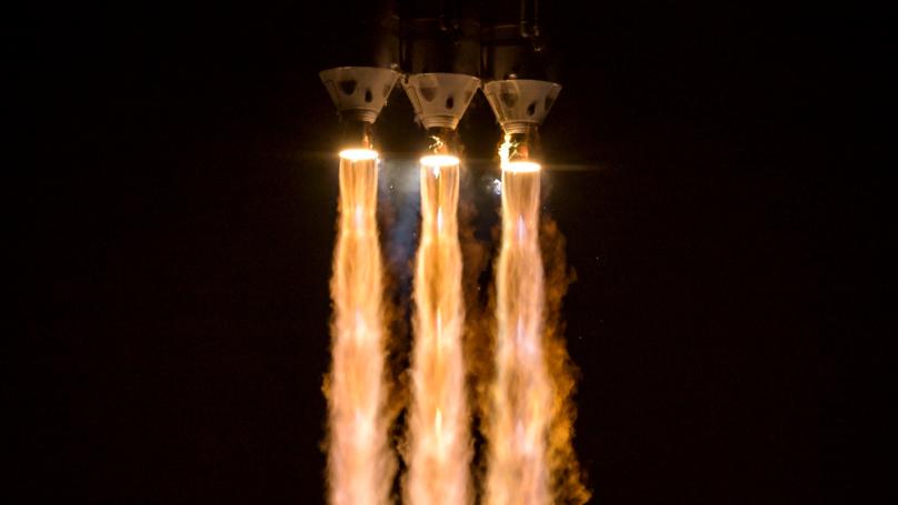 NASA Launches $1.5 Billion Probe To Historic Mission To The Sun