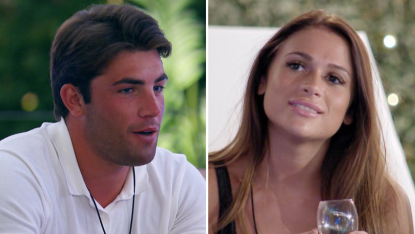 Love Island 2018: Jack Fowler Had Huge Argument With Ex Ellie Jones And It Didn't Get Aired