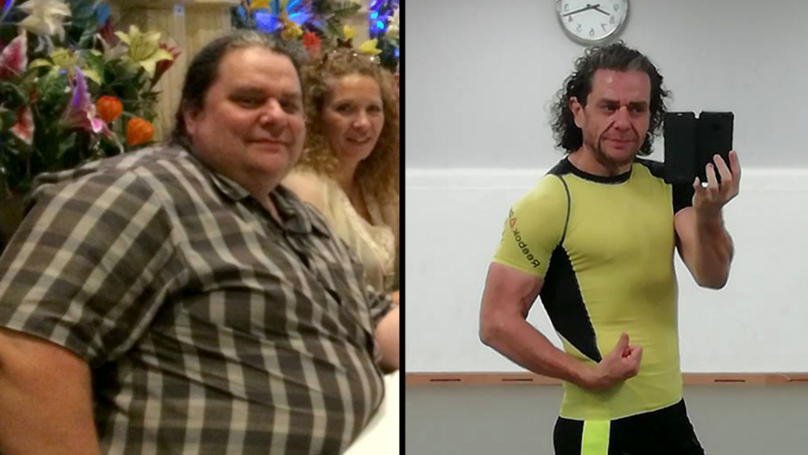 Man Sheds A Whopping 17 Stone After Giving Up Bacon Butties