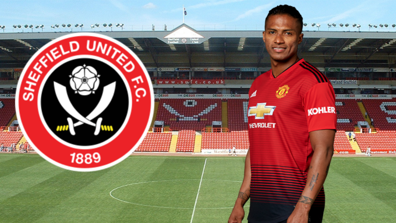 Antonio Valencia Emerges As Shock Transfer Target For Sheffield United