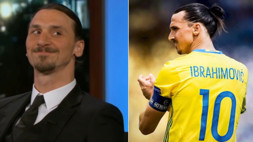 Zlatan Ibrahimovic Confirms He WILL Play In World Cup In The Most Zlatan Way Ever