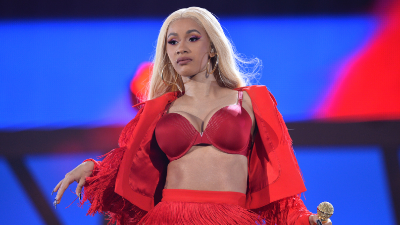 Cardi B Responds To Criticism Following Instagram Live Rant