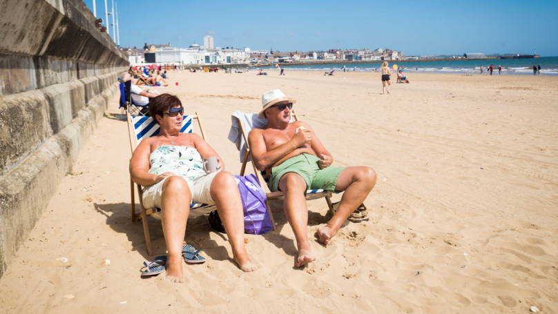 Another Heatwave Could Be On the Cards For Parts Of Britain