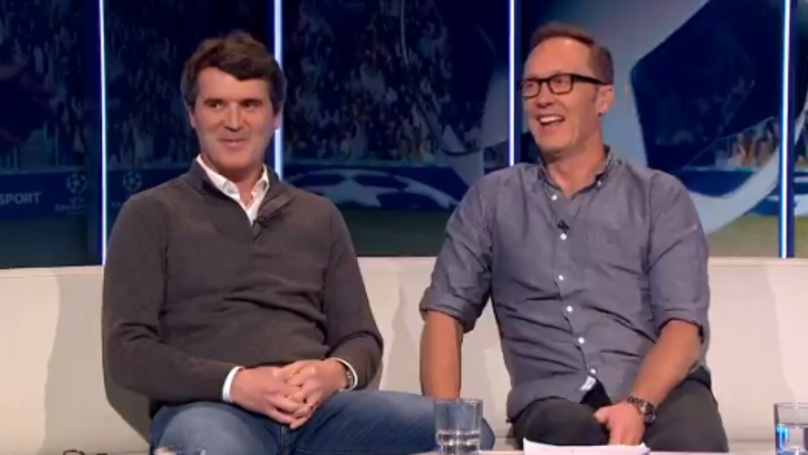 Watch: Roy Keane Despises Liverpool And Arsenal And It's Wonderful