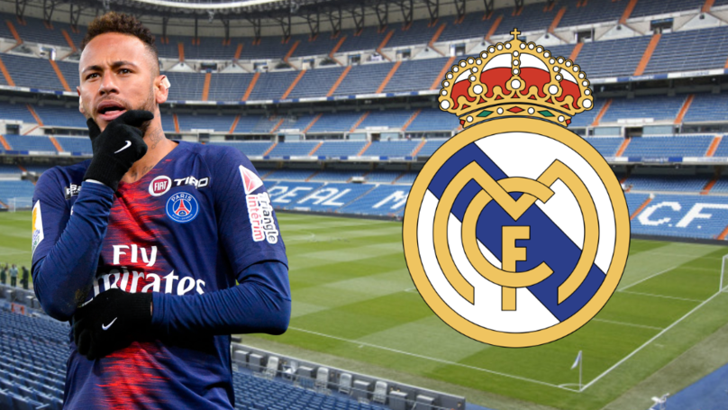Real Madrid 'Preparing £350 Million Offer' For Neymar