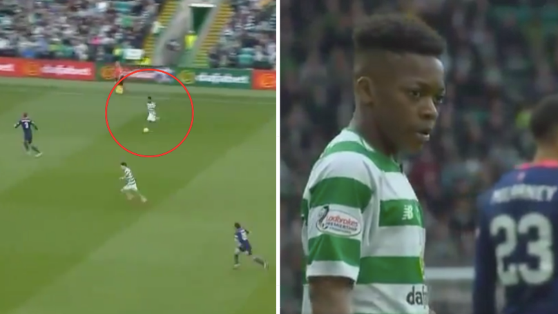 Karamoko Dembele's Highlights From Celtic Debut Prove He's A Very Special Talent