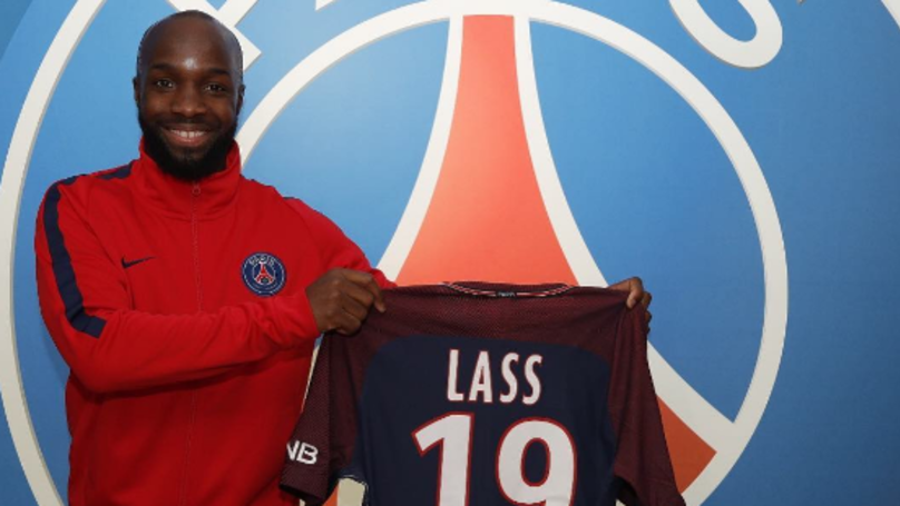 Lassana Diarra Signs For Paris Saint-Germain
