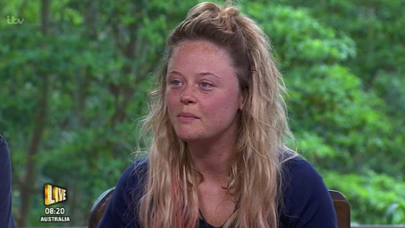 ​Emily Atack Says The 'I'm A Celebrity' Jungle Taught Her Self-Acceptance