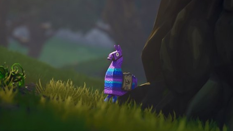 Fortnite llamas are having their loot nerfed ladbible - Fortnite llama background ...
