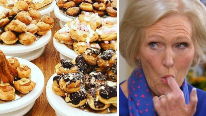 Tickle Your Fancy, You And Your Friends Can Now Take Part In A GBBO Event