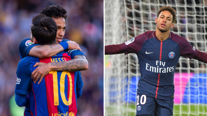 Neymar Promised Lionel Messi He Wouldn't Move To Real Under One Condition
