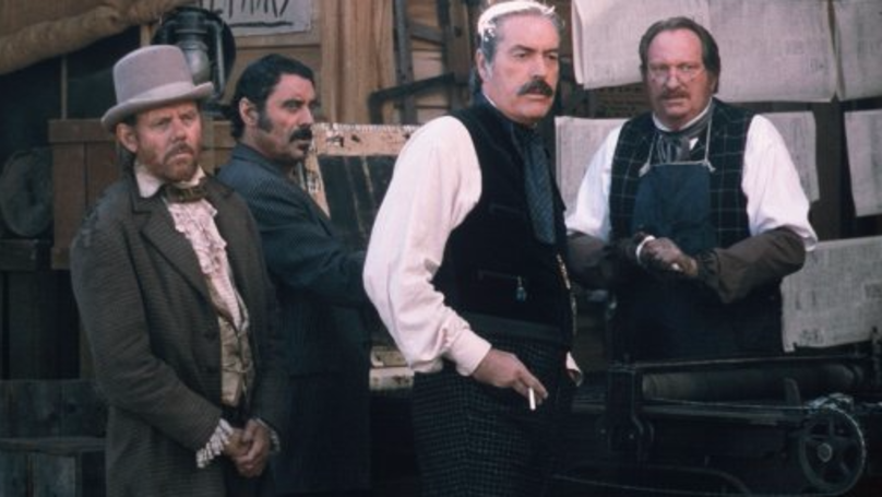 F**k Me, ​The 'Deadwood' Movie Is Looking To Start Production In Autumn 2018