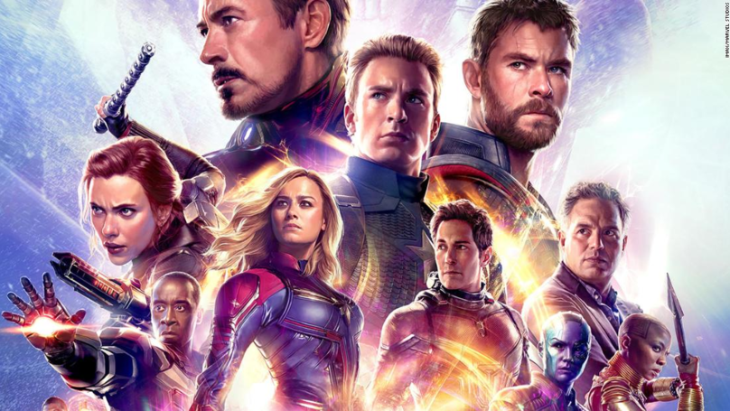 Marvel Releases Special Video To Celebrate Success Of Avengers: Endgame