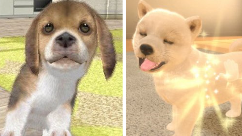 A New Nintendogs-Style Game Is Coming To Nintendo Switch