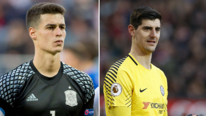 Thibaut Courtois Takes Down Emotional Goodbye Message After Trolling From Chelsea Supporters