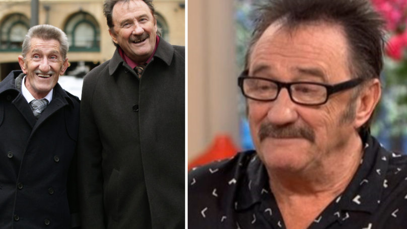 Paul Chuckle Reveals Heartbreaking Truth About Barry's Death On This Morning