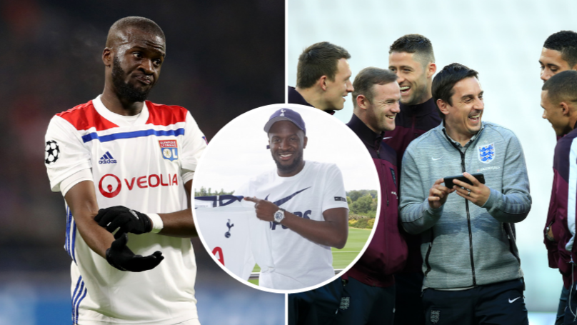 Tanguy Ndombele Says He's Joined Spurs To 'Win Silverware'
