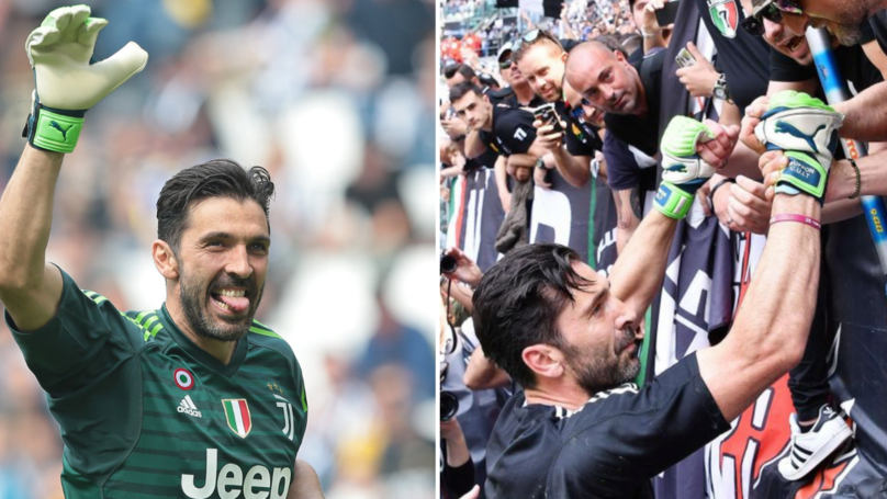 Gianluigi Buffon Is Set To Make Sensational Return To Juventus