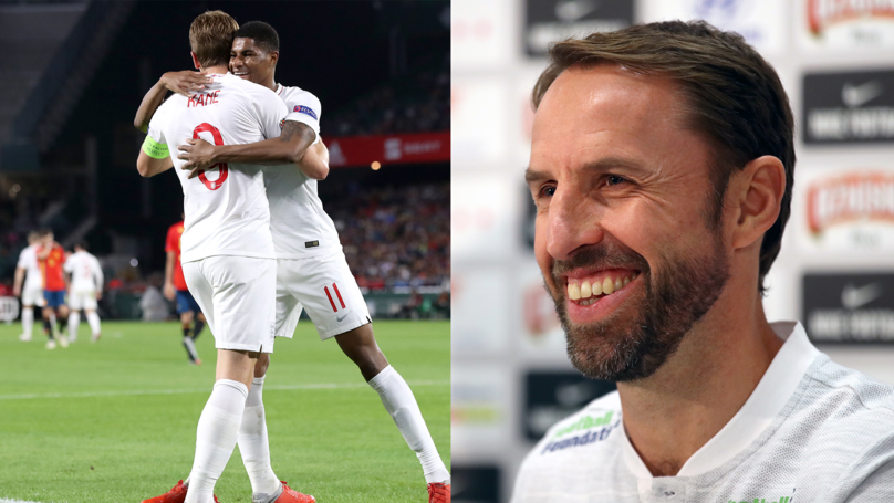 England's Euro 2020 Odds Cut After Raining Pain On Spain