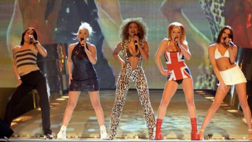 Woman Finds Old Photo From Spice Girls Concert With Girl Dressed As Baby Spice Who Is Now A Hollywood Star