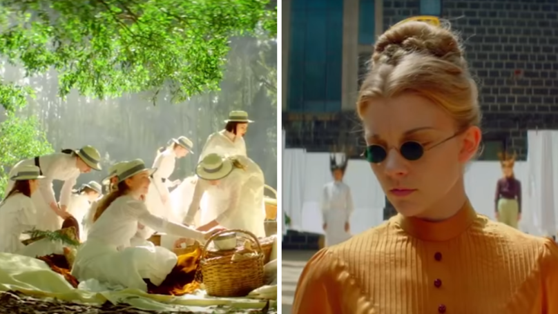New Series Picnic At Hanging Rock Is The Eeriest Thing You'll Watch All Year