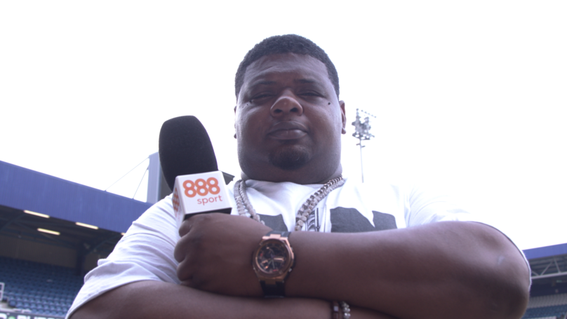Big Narstie Transforms From Rapper To Reporter With 888sport