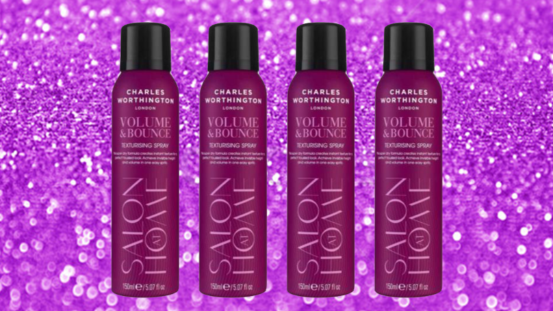 People With Thin Hair Can't Get Enough Of This  £6 Volume Spray
