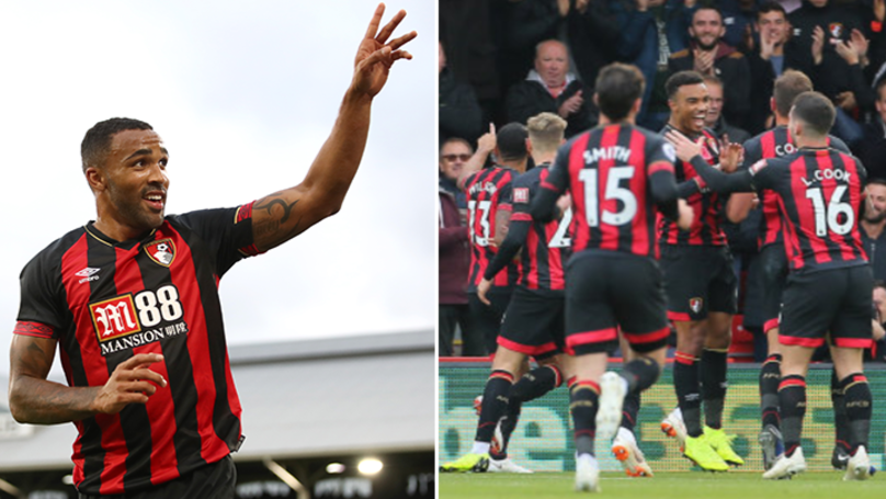 Callum Wilson Has Been Involved In 10 Premier League Goals This Season