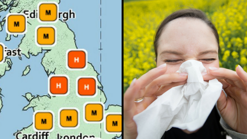 Brits Urged To Remain Indoors This Weekend Over Deadly 'Thunder Fever' Fears