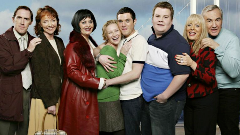 James Corden Says He's Sick With Nerves Ahead Of Filming Gavin And Stacey Special