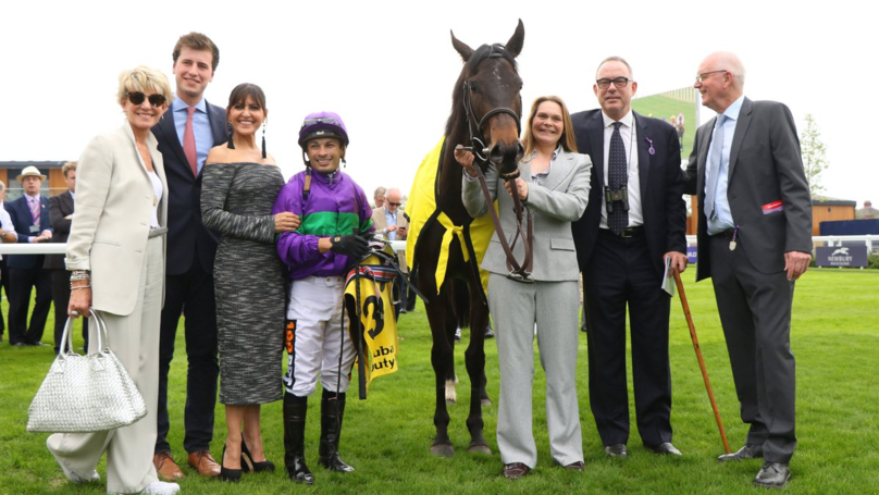 Dan's Dream Seeks Fairytale Victory For Spinal Injuries Charity In The QIPCO 1000 Guineas