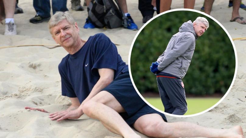 Arsene Wenger Runs 8-10km Every Single Day, Aged 69