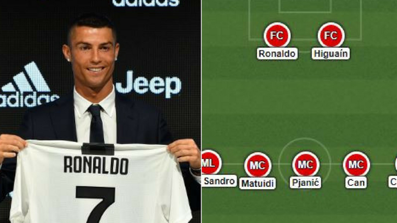 Juventus' Strength In Depth For The Upcoming Season Is Scary