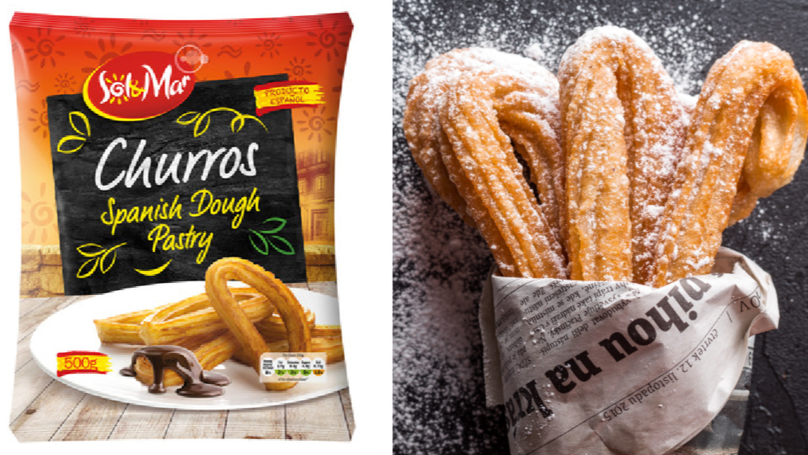 Lidl's Popular 99p Churros Are Returning To Store For Spanish Week