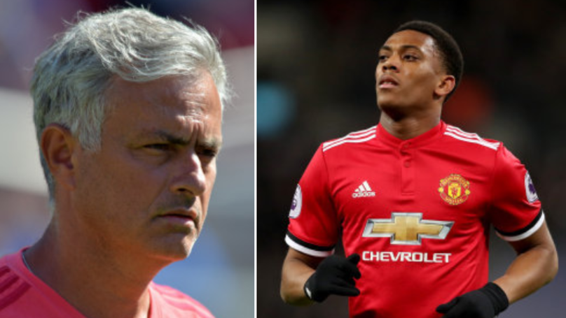 Manchester United Fans Have Voted On Who Should Replace Anthony Martial