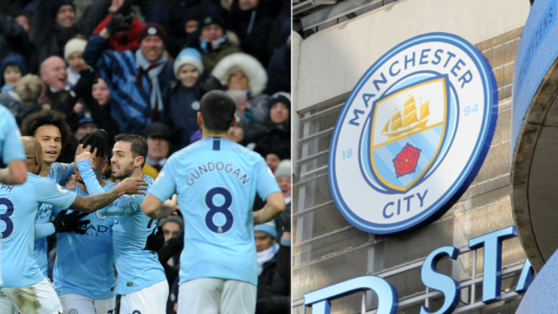 """Sections Of Manchester City Fans Slated For """"Feed The Scousers"""" Chant At Etihad"""